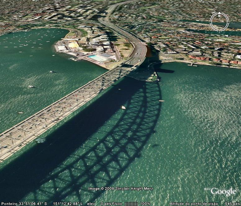sydney_googleearth